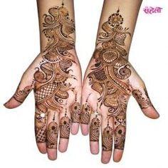 Mehandi Designs   India's No.1 Women's Hindi Magazine. Pretty Henna Designs, Indian Henna Designs, Latest Arabic Mehndi Designs, Latest Bridal Mehndi Designs, Mehndi Designs Book, Mehndi Designs For Beginners, Modern Mehndi Designs, Mehndi Design Pictures, Mehndi Designs For Girls