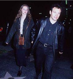 Heather Graham & Adam Ant