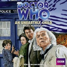 Doctor Who: An Unearthly Child (Classic Novels) by Nigel Robinson et al., http://www.amazon.co.uk/dp/1445824787/ref=cm_sw_r_pi_dp_knsNtb0EZ7J64