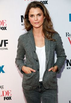 """Keri Russell Photos Photos: Annual New York Television Festival - """"Running Wilde"""" Premiere Mickey Mouse House, Keri Russell, Indie Movies, Soft Summer, Classic Beauty, Green Dress, Celebrity Style, Hipster, My Style"""