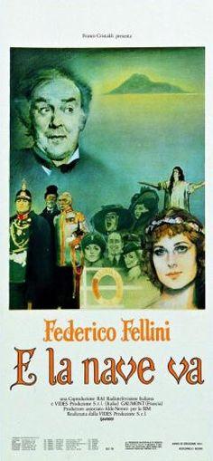E la nave va | Fondazione Federico Fellini