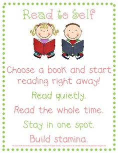 The Daily Five Posters and Anchor Charts {FREE} image 2