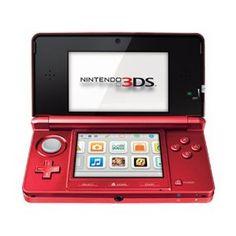 Nintendo 3DS - Flame Red (Console)  http://www.amazon.com/dp/B0050SVMYA/?tag=kokomakocom-20  B0050SVMYA