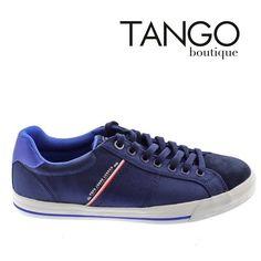 Κωδικός Προϊόντος: PMS30196 BLUE  Μάθετε την τιμή & τα διαθέσιμα νούμερα πατώντας εδώ -> http://www.tangoboutique.gr/.../sneaker-pepe-jeans...  Δωρεάν αποστολή - αλλαγή & Αντικαταβολή!! Τηλ. παραγγελίες 2161005000