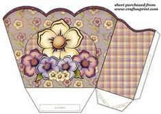 In Full Bloom Gift Basket 1
