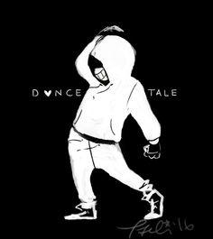 i love dancetale a lot