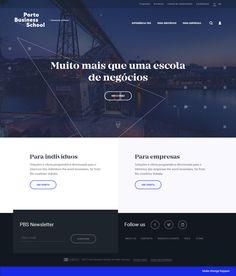 Porto Business School Piece Of Me, Business School, Art Director, Digital, Porto