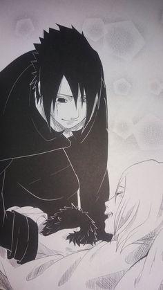 Sasuke and Sakura and Sarada