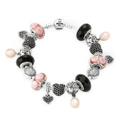 the worstest mommy: Charm Bracelets for Valentine's Day