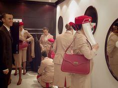 emirates cabin crew makeup - Google Search