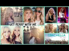 Get Ready With Me - Coachella