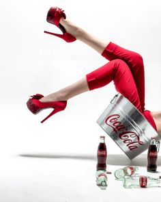 Coke! Photo by Dave Kelley