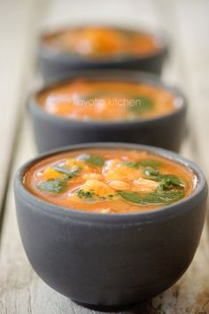 Harira With Chicken, the traditional tomato and lentil soup of Morocco. Harira is quite a rich soup but can also be eaten as a starter. During Ramadan, the Islamic holy month of fasting, Harira is served to break the daily fast.