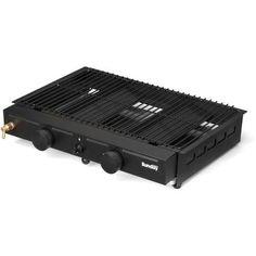 Betonnen barbecue gas grill unit duo | Praxis Hoogte 24 cm Breedte 63 cm Diepte 50cm, 189 euro