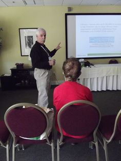 Efficiency Vermont was a presenter at the expo!