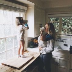 mommy and me Cute Family, Baby Family, Family Goals, Family Kids, Ohana Means Family, Foto Baby, Mommy And Me, Mom And Girl, Baby Fever
