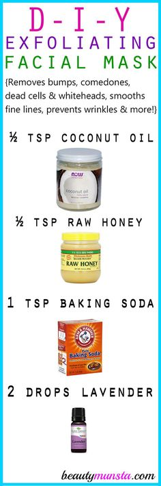 Try this face mask with coconut oil and baking soda plus lavender essential oil to exfoliate your skin naturally! Got wrinkles, fine lines, dark spots and flaky skin? Then you need this face mask with coconut oil and baking soda! It's a miracle combo when it comes to beautifying your face naturally. A face mask …