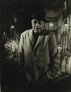 Alexandre Trauner (Trau Sándor): Duke Ellington dans les décors de Trauner. Paris Blues (Martin Ritt), 1960