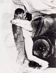 Mark Hamill and Carrie Fischer