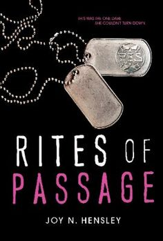Rites of passage - Sixteen-year-old Sam McKenna discovers that becoming one of the first girls to attend the revered Denmark Military Academy means living with a target on her back