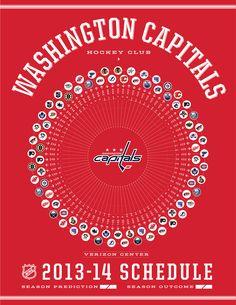 e2f4c6225 Washington Capitals 2013-14 Schedule