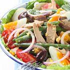 Salade Niçoise van chef Paul van Waarden - recept - okoko recepten