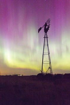 Northern Lights - Fergus Falls, Minnesota