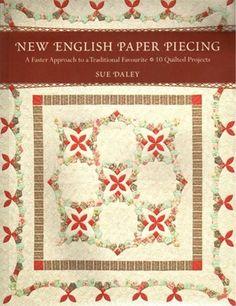 200 Pieces Total 2 1//2 inch SUE DALEY DESIGNS 6 Pointed Star Papers Patchwork with Busyfingers EPP English Paper Piecing 2 Packs