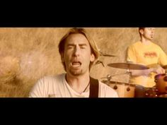 New from #nickelback Awesome special effects and lyrics