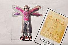 Vitruviánsky muž je asi najznámejšia ilustrácia Leonarda da Vinci. Muža v kruhu a zároveň vo štvorci pozná zrejme každý. Táto ilustrácia vychádza z myšlienok rímskeho staviteľa Vitruvia, ktorý považoval ľudské telo za vrchol staviteľského umenia prírody. Veril, že miery a proporcie ľudského tela, ktoré stvoril Boh sú dokonalé a že naše telo je symetrické a …