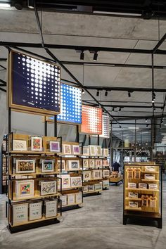 New shop inside the tate modern extension designed by uxus tate modern shop, modern store Tate Modern Shop, Modern Store, Interior Design Magazine, Shop Interior Design, Mario Botta, Gift Shop Interiors, Plans Architecture, Extension Designs, Shops