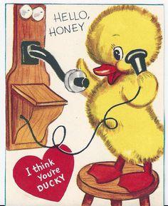 ducky valentine                                                                                                                                                                                 More
