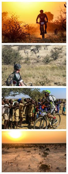 Once a year, Johannesburg-based Wilderness Safaris organizes its Tour de Tuli, a 300-kilometer (186-mile), four-day MTB ride through the Tuli Block of southern Africa, connecting Botswana, Zimbabwe, and South Africa. Unlike other multistage tours through Africa—or elsewhere around the world—this one is supported by three separate governments.
