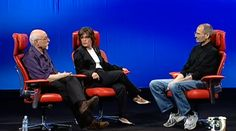 Steve Jobs at the D: All Things Digital Conference (2003-2010)  Video Audio