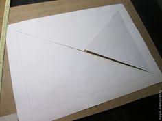 Как просто сделать паспарту для картины и панно - Ярмарка Мастеров - ручная работа, handmade