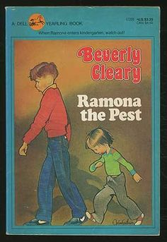 Amazon.com: RAMONA THE PEST (Ramona Quimby (Paperback)) (9780440472094): Beverly Cleary: Books