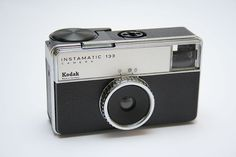 Kodak Instamatic 133 by der.martin, via Flickr.  Found this cutie on the Antique Market on (the last) Queensday! :-)