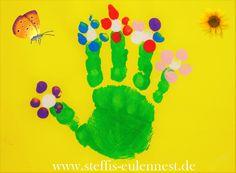 Kleine Kunstwerke zu Ostern und Frühling