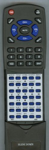 NAXA Replacement Remote Control for NX555 NX551 NX553 NX563 NX550 GREY NX546 -- Be sure to check out this awesome product.