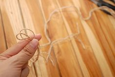 How to Make a Hemp Necklace: 14 steps - wikiHow