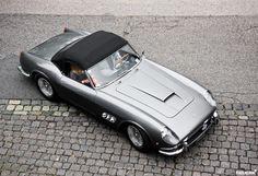 Shot of the Day // Ferrari 250 GT Spyder California | Crank and Piston Car Culture Lifestyle Community