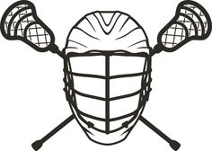 Hey, I found this really awesome Etsy listing at https://www.etsy.com/listing/218761545/lacrosse-lax-sports-helmet-sticks-vinyl
