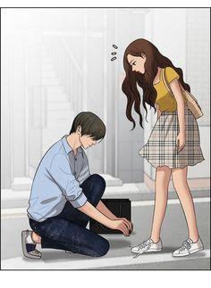 Cute Couple Selfies, Cute Couple Cartoon, Cute Couple Art, Cute Love Cartoons, Anime Love Couple, Cute Couples, Cute Bear Drawings, Cute Love Stories, Cute Anime Coupes