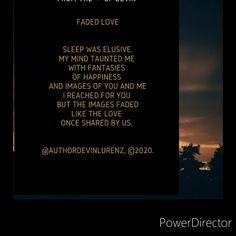 FADED LOVE - Spoken Word Love Poem.