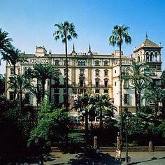 Hotel Alfonso XIII, Sevilla, España | HotelSearch.com