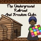 Underground Railroad, Harriet Tubman, Quilts; February is Black History month. I've provided a slide show about the Underground Railroad and Harri...