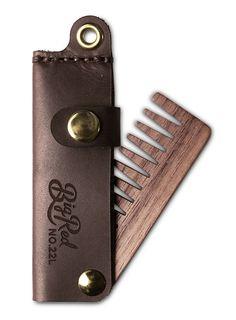 Big Red Beard Comb Double Deuce No.22L