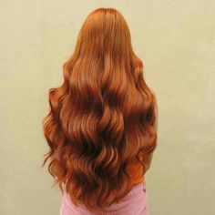 Ruivo 😍🔥 Pretty Hair Color, Beautiful Red Hair, Love Hair, Red Hair Inspo, Red Hair Inspiration, Long Brown Hair, Brown Blonde Hair, Cheveux Oranges, Super Long Hair