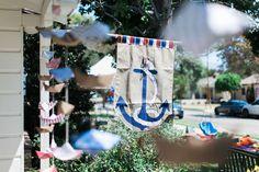 Nautical Birthday Party Ideas | Photo 1 of 71