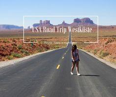 USA RoadTrip Westküste